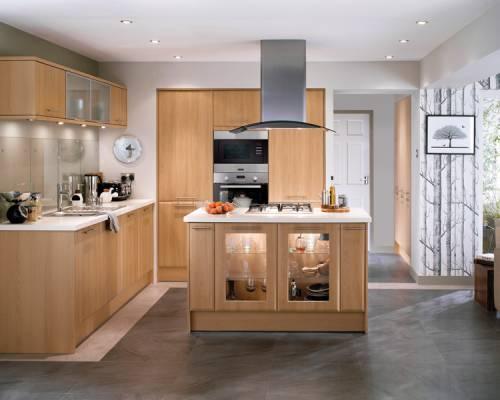 Modern Kitchen Coving